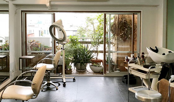 green salon #005「ipesci」